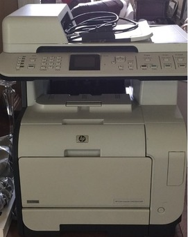 HP Laserjet Color Printer / Scanner / Fax